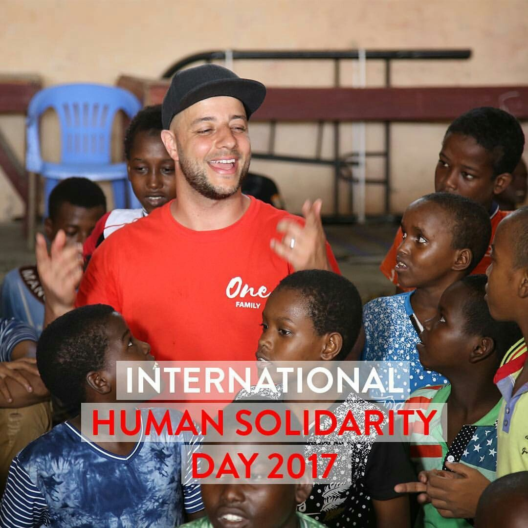 Maher Zain- one family- international human solidarity day