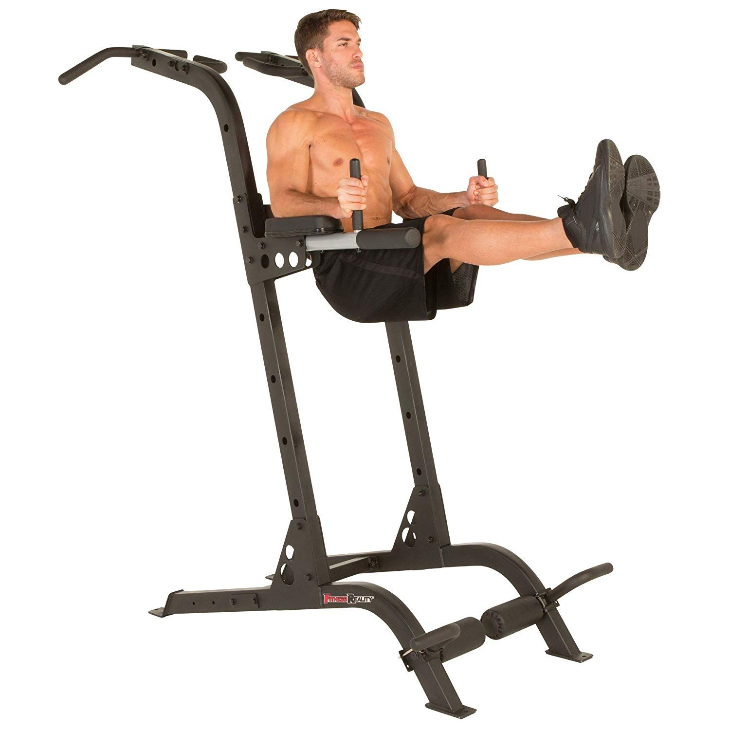 fitness reality x-class high-capacity multi function power tower