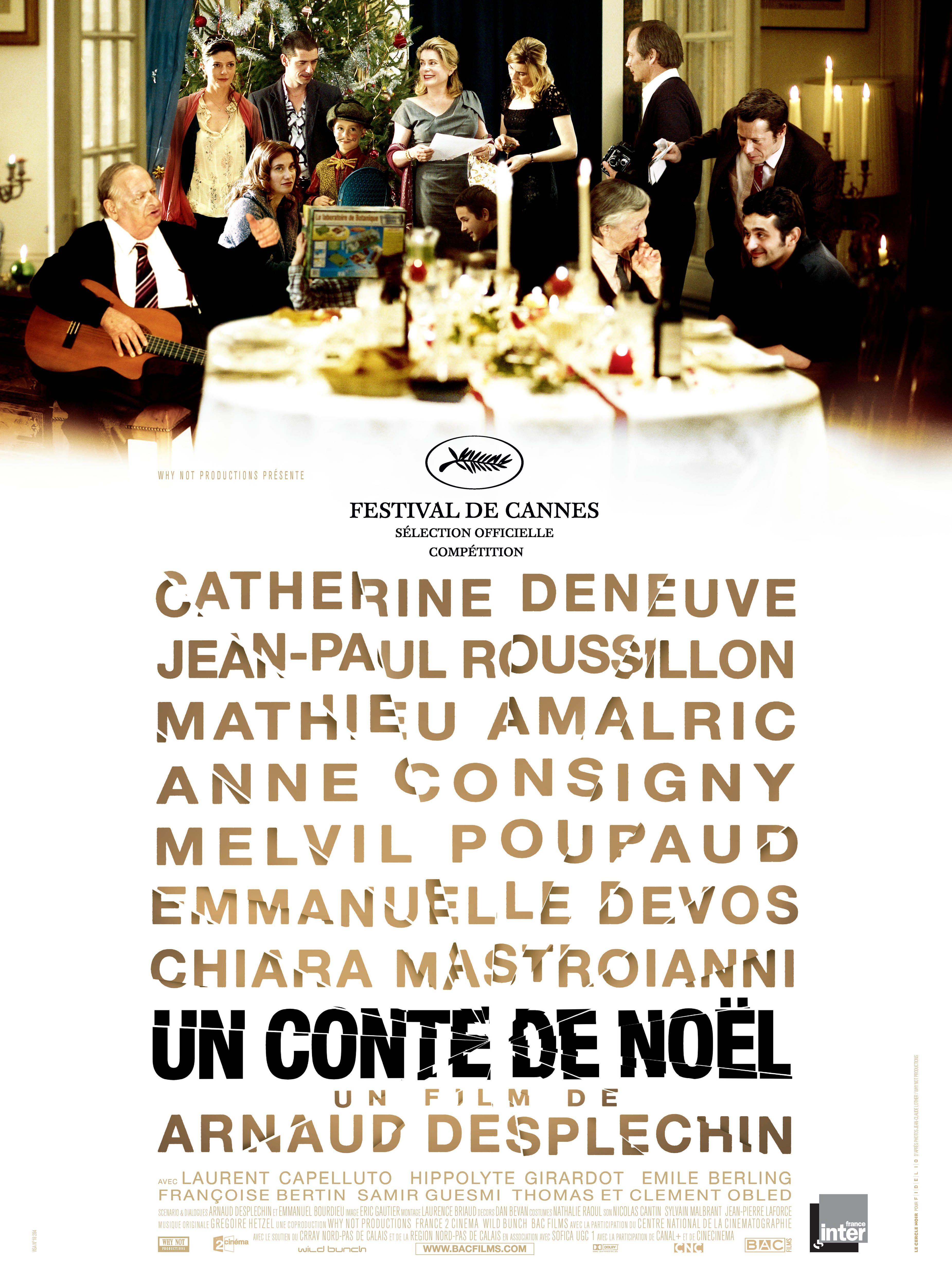 Un conte de noel | Cinema Français | Pinterest | Movies, Christmas ...