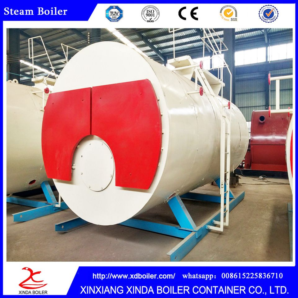 Xinda WNS Series Gas Oil Fired Steam Heating Boiler Price | alibaba ...