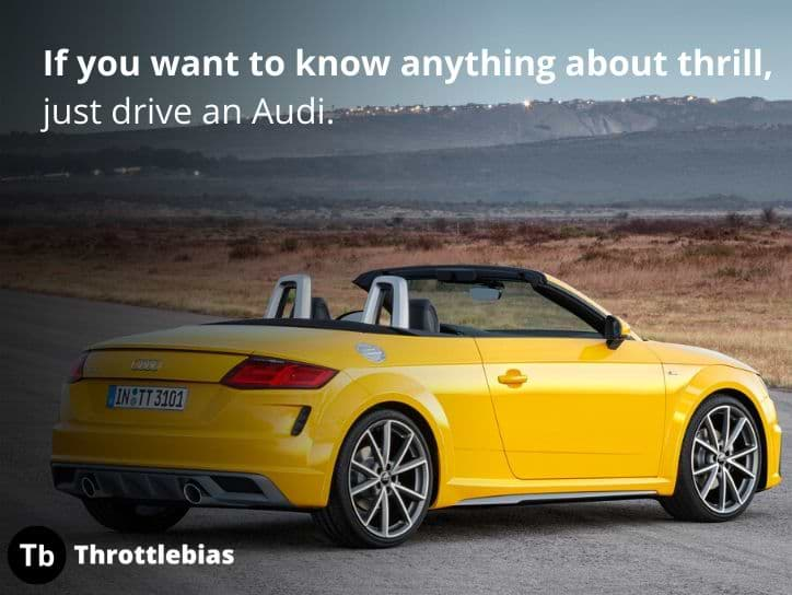 audi quotes sayings status for all audi lovers best audi