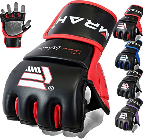 Emrah Duro Skin Hide Grappling Mma Gloves Mma Gloves Sparring Gloves Mma Gear
