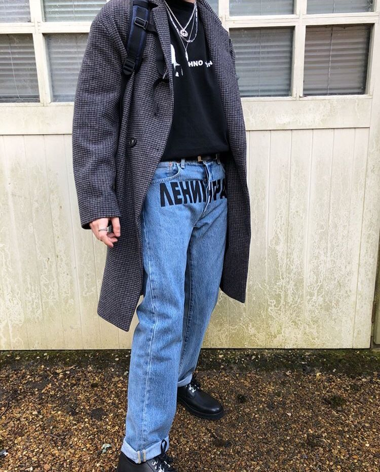 Pin By Margo っ ᵕ C On Style Men Thrift Store Fashion Mens Street Style Thrift Store Outfits
