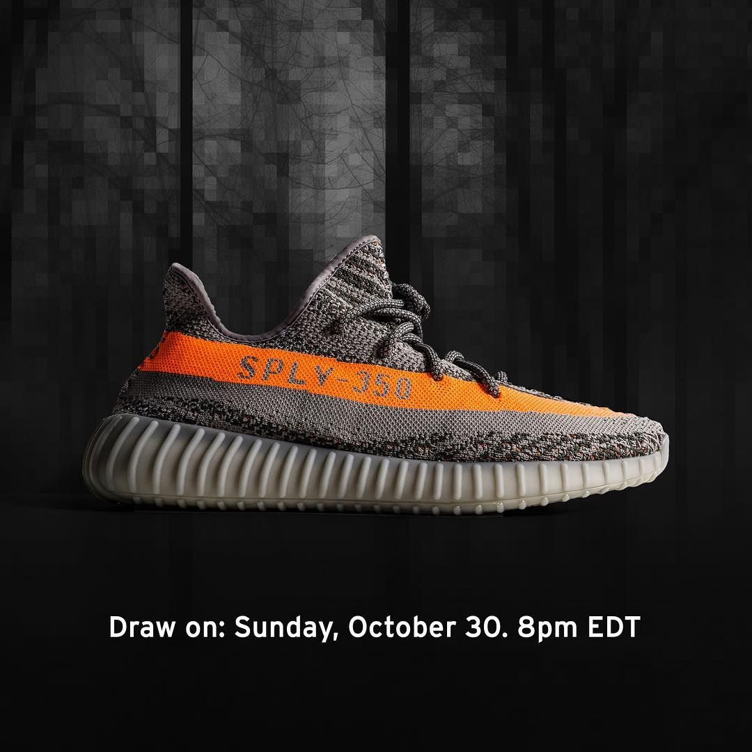 Win a pair of Yeezy 350 V2 Beluga for $1 Follow and Download @slangthis to