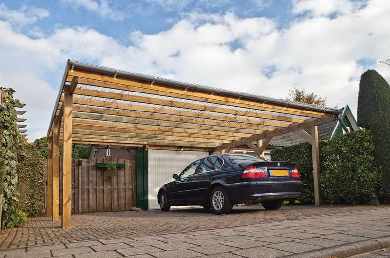 Two cars carport design with simple garage designs alternatives on buy for remodel pinterest - Carport design ideas style ...