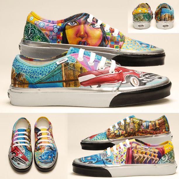 Vans Shoe Contest Voting
