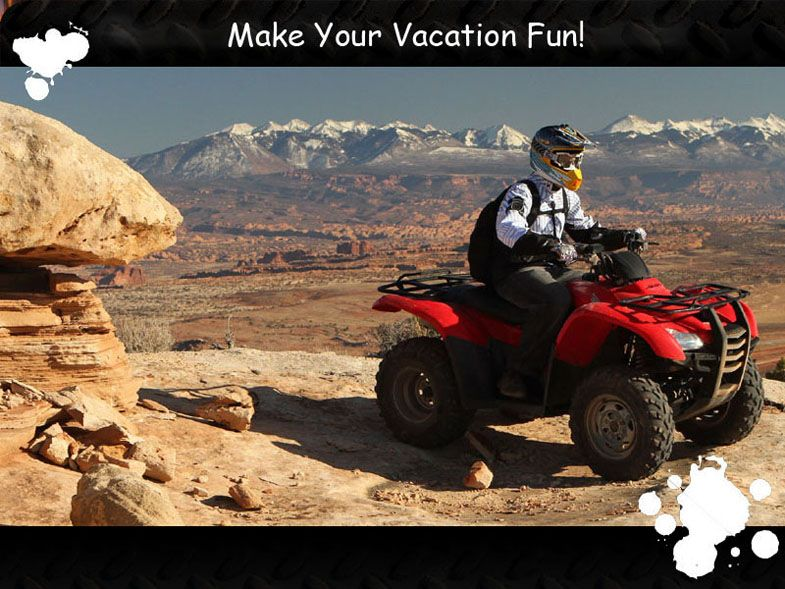 Moab tour company extreme off road adventures rentals