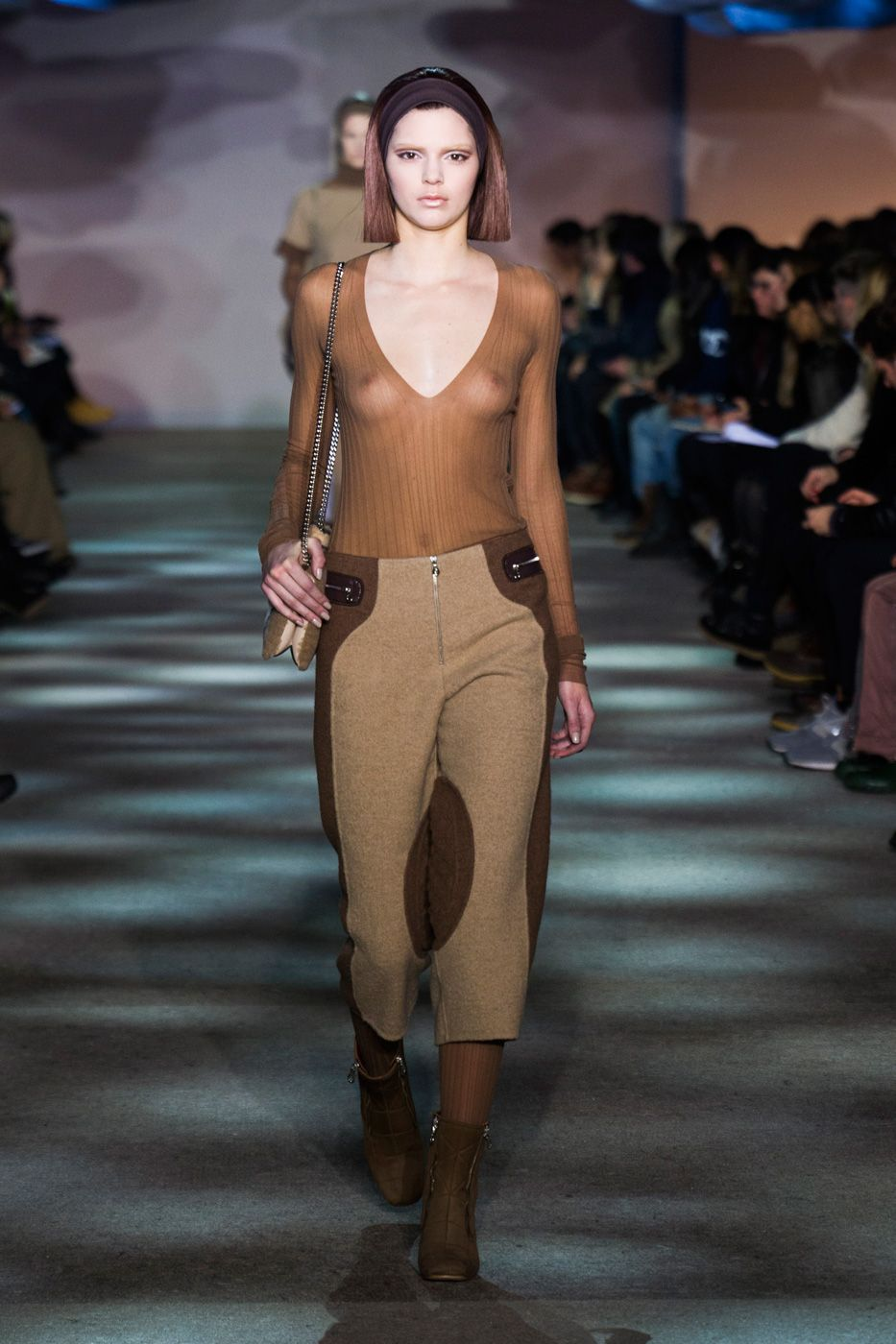 Major: Kendall Jenner Walked in Marc Jacobs' Runway Show (in a Totally See-ThroughTop) Major: Kendall Jenner Walked in Marc Jacobs' Runway Show (in a Totally See-ThroughTop) new images