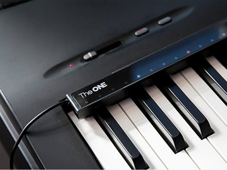 Appconnected smart piano hilite the one music group