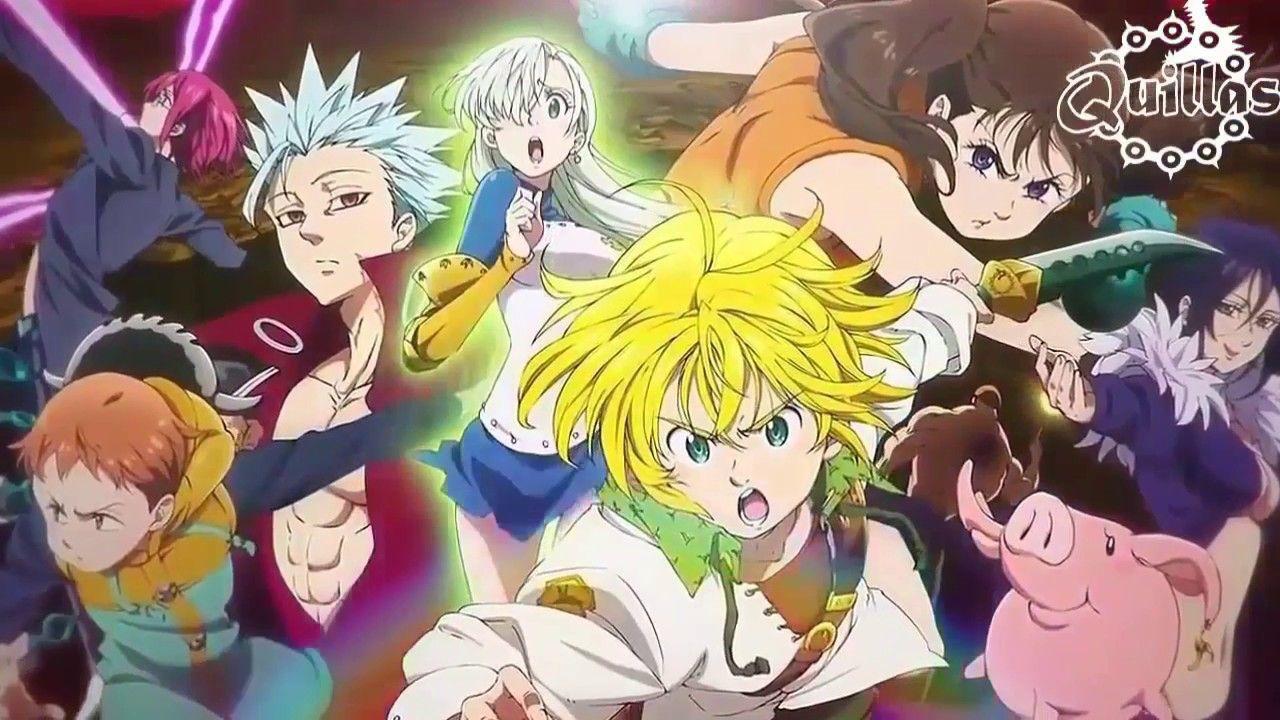 七つの大罪 258 Spoiler Nanatsu no Taizai 258 Anime, Tỏi, Nhạc