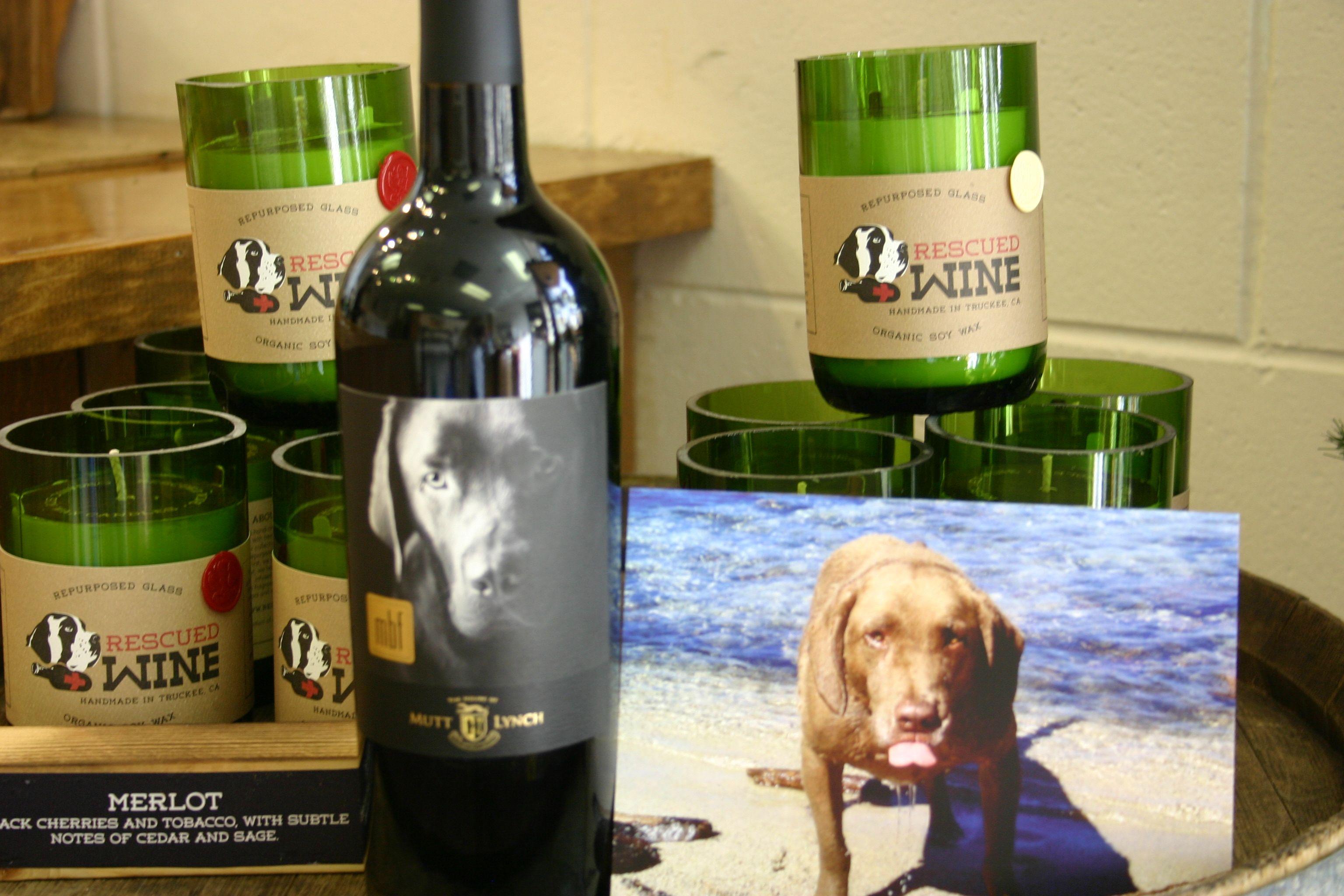 Rescued Wine | Wine bottle candles, Wine bottle, Bottle ...