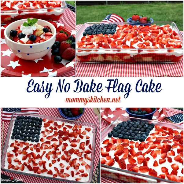 No Bake Patriotic Cake & Patriotic Pretzel Rods Mommy's Kitchen - Home Cooking & Family Friendly Recipes: No Bake Flag Cake & Patriotic Pretzel Rods Bake Patriotic Cake & Patriotic Pretzel Rods Mommy's Kitchen - Home Cooking & Family Friendly Recipes: No Bake Flag Cake & Patriotic Pretzel RodsMommy's Kitchen - Home Cooking & Family Friendly Recipes: No Bake Flag Cake & Patriotic Pretzel Rods