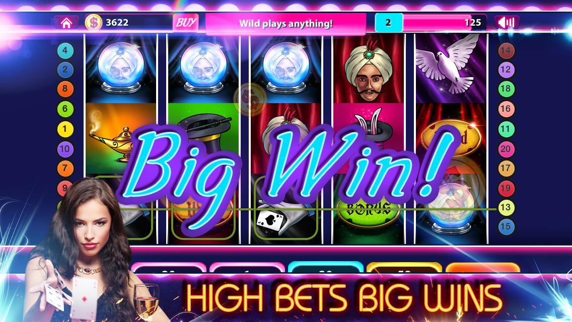 Slots Strip Games