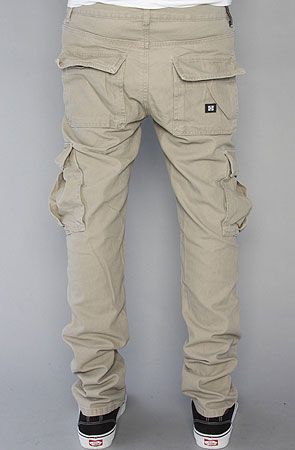 slim khaki cargo pants for men - Google Search | book Hawaii toys ...