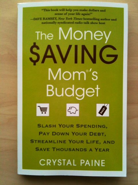 Great book for moms looking to budget, organize, and manage time better