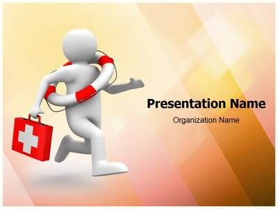 Life Saving Doctor Powerpoint Presentation Template Is One