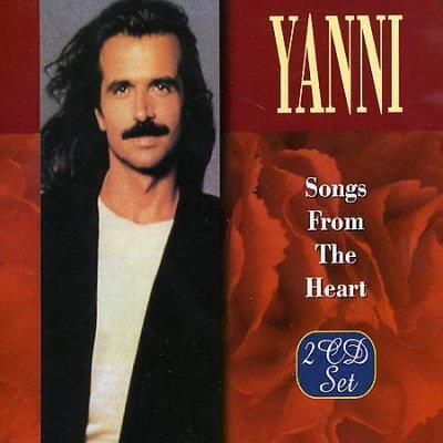 Yanni - Songs From The Heart Vol 1 & 2   yanni   Songs
