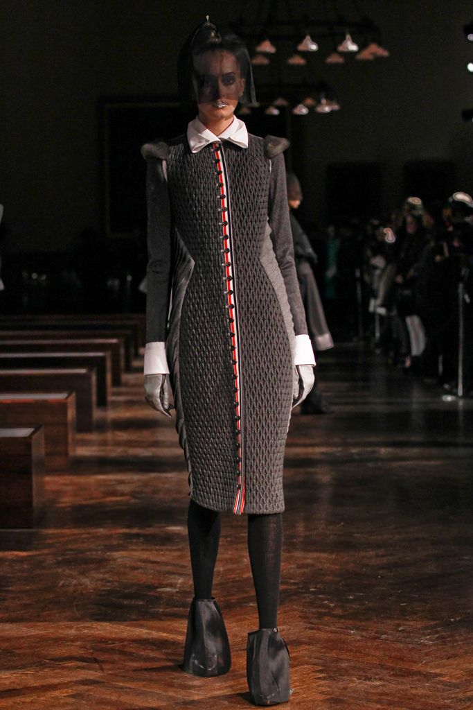Thom Browne   Fall 2012 Ready-to-Wear Collection   Style.com