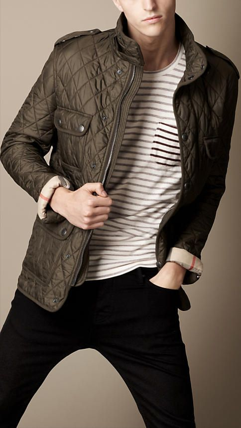 Quilted Jackets   Puffer Jackets for Men  8d45a90f379