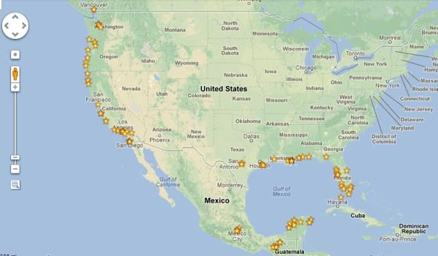 Google Road Map Of Usa.Google Maps Usa Route Techie Stuff Aventura