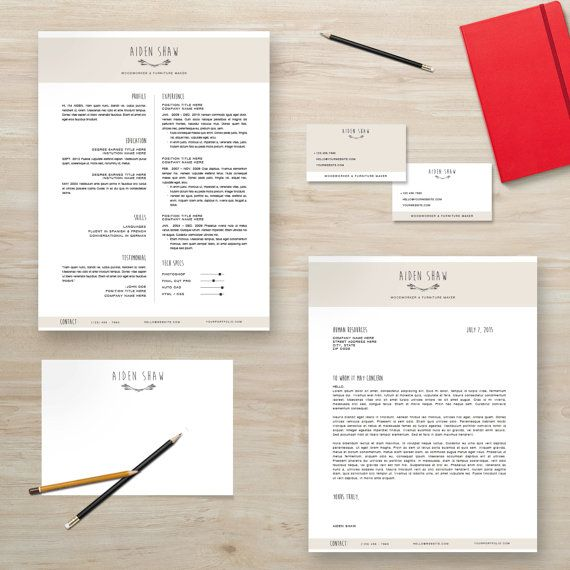 Professional Resume Cover Letter Business Card by ResumeLab - professional resume and cover letter