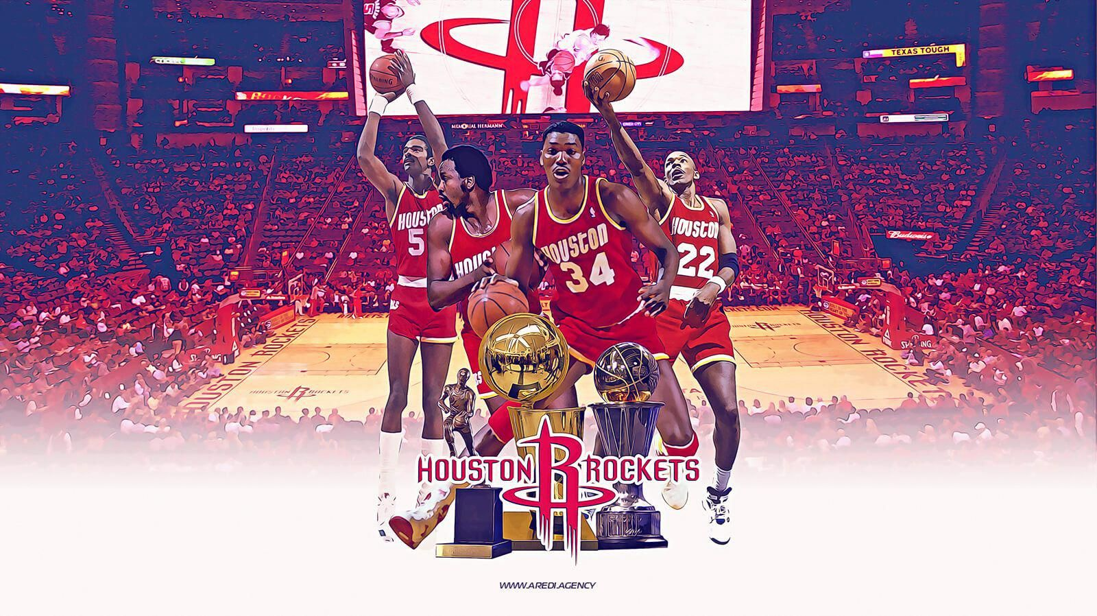The best players in the history of the Houston Rockets 4574dd45c