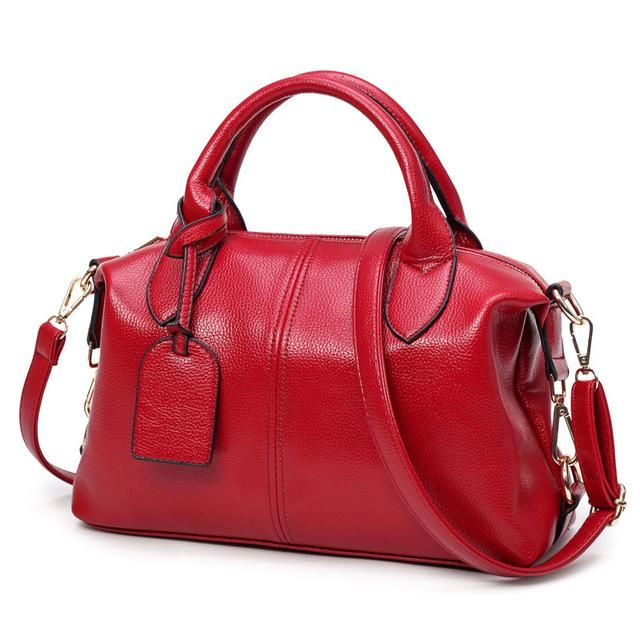 Brand Name  Guapabien Main Material  PU Handbags Type  Totes Shape  Box  Lining Material  Polyester Number of Handles Straps  Single Decoration   None Style  ... 9b288e9932c95