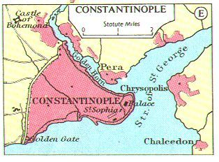 1099-1453 AD Constantinople 2   History: Medieval Times   Roman ...