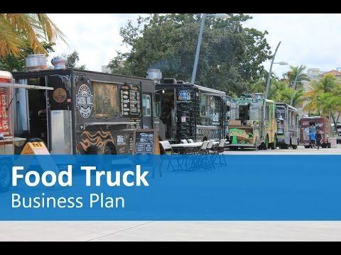 Food Truck Business Plan Template Business Plan Templates Food