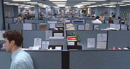 Cube Farm Blues >> How I Picture Sean S Office The Cube Farm Delivery Or Destiny