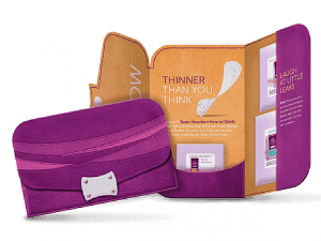 Free Poise Pad or Poise Liner Sample Kit (USA, Canada Only) #women