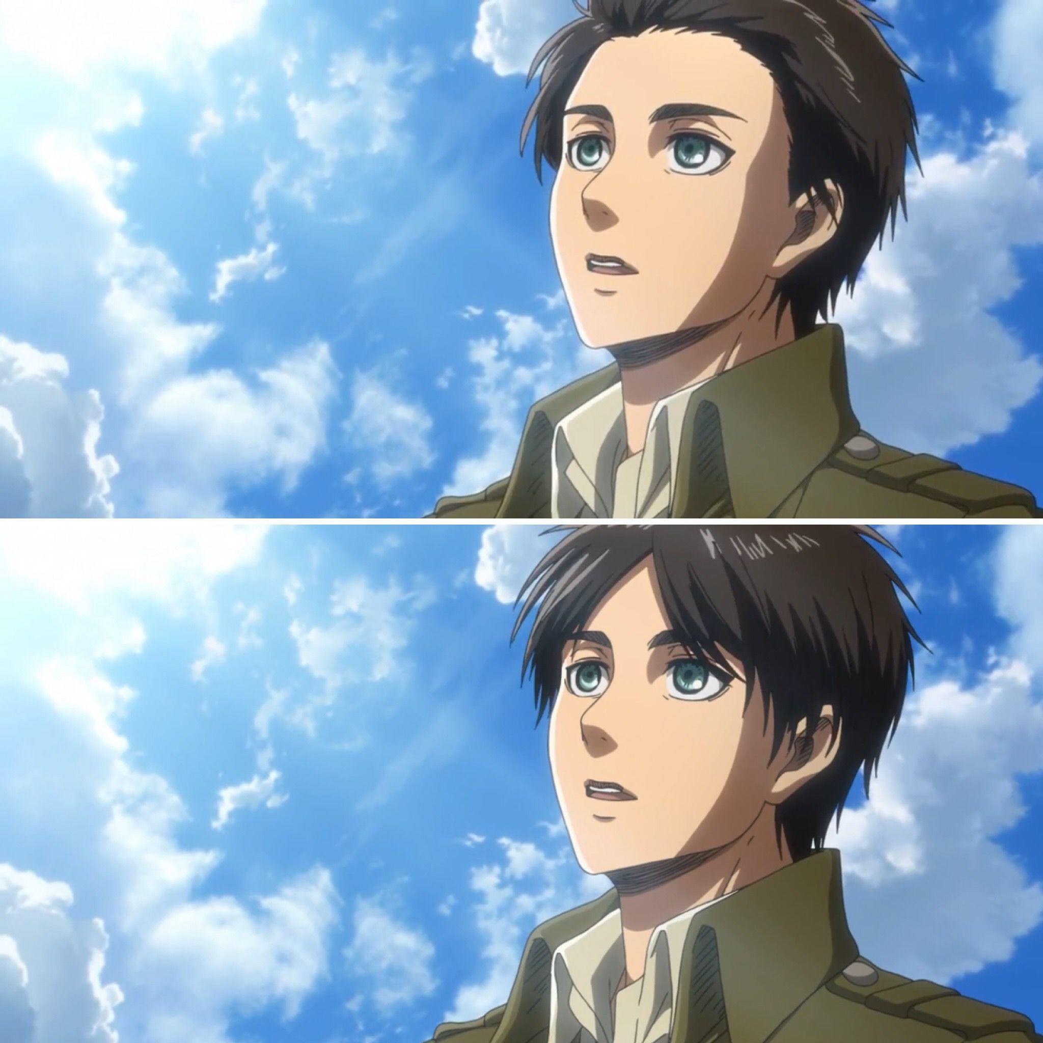 Season 3 Ep.11 Anime, Attack on titan, Eren jaeger