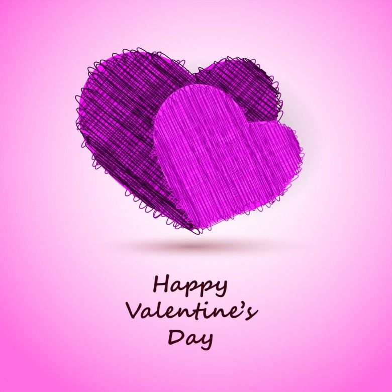 Valentines Day Card. Free 780x780 Wallpapers & Cards. Happy ...
