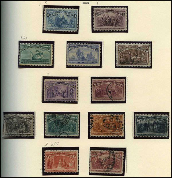 Philasearch Com United States Rare Stamps Stamp Picture Postcards
