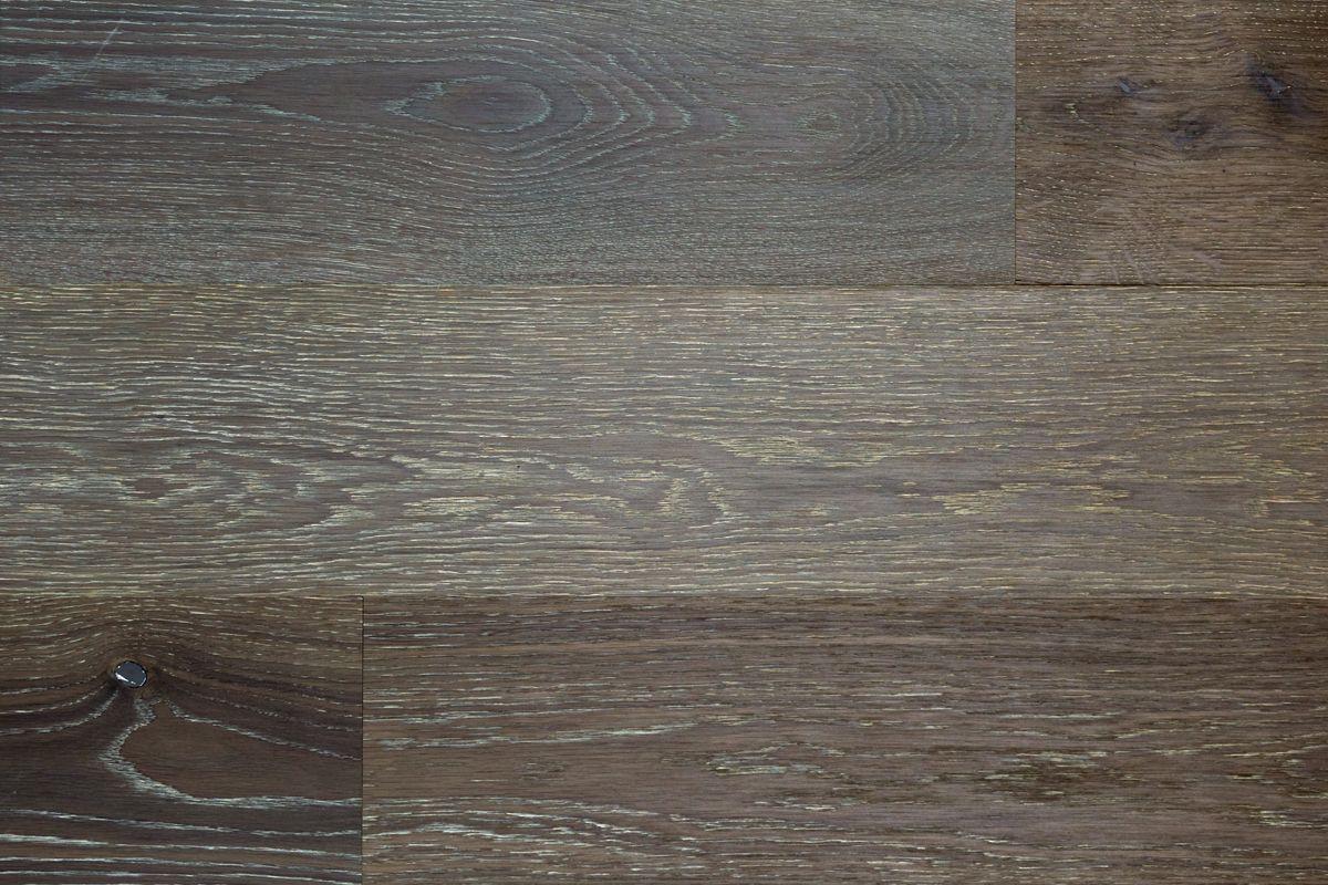 Hazy Light Smoked Engineered Oak Wood Flooring Developed