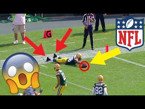 Nfl Smartest Plays Of All Time 2017 Youtube Nfl Nfl News All About Time