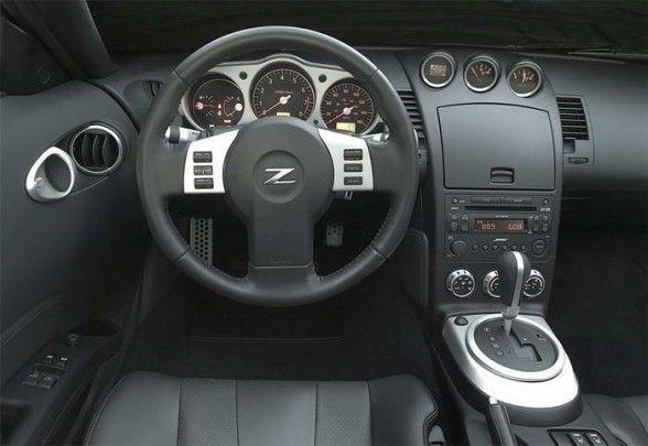 Marvelous 2006 Nissan 350z Cockpit Interior