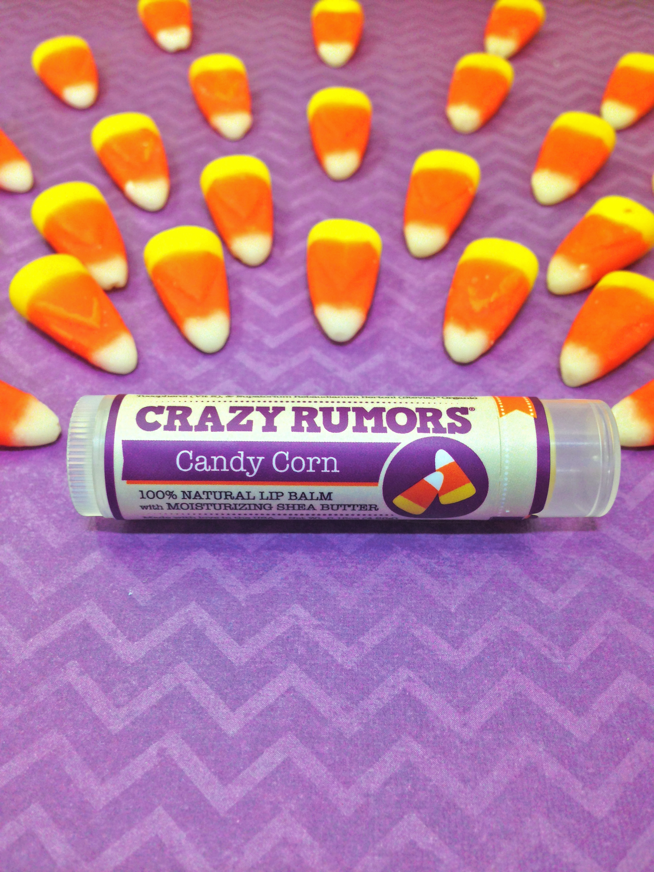 It's back....! The wait is over! Our #CandyCorn balm is back on our website. #treatyoself