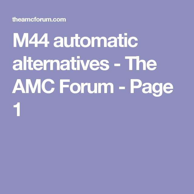 amc borg-warner automatic transmission