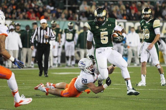 Boise State Broncos Vs Colorado State Rams Pick Odds Prediction 9