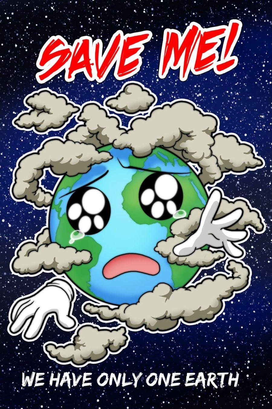 poster on save earth poster on save earth salogan in 2018 earth