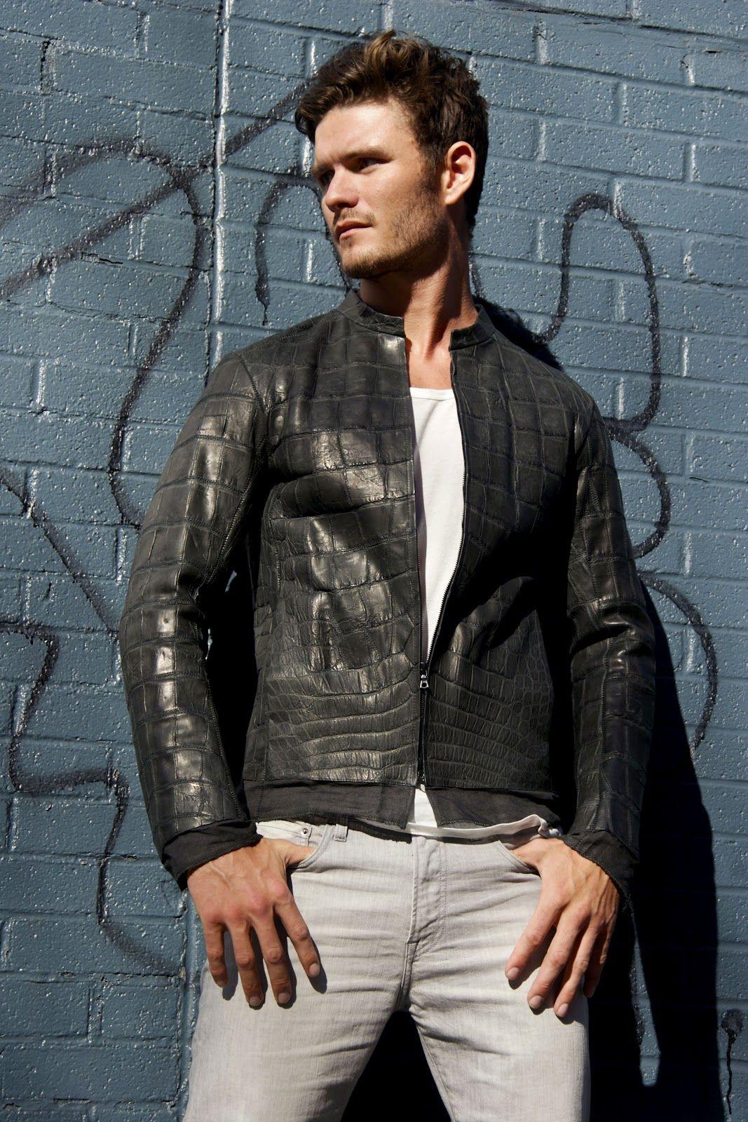men's alligator leather jacket Yahoo Image Search