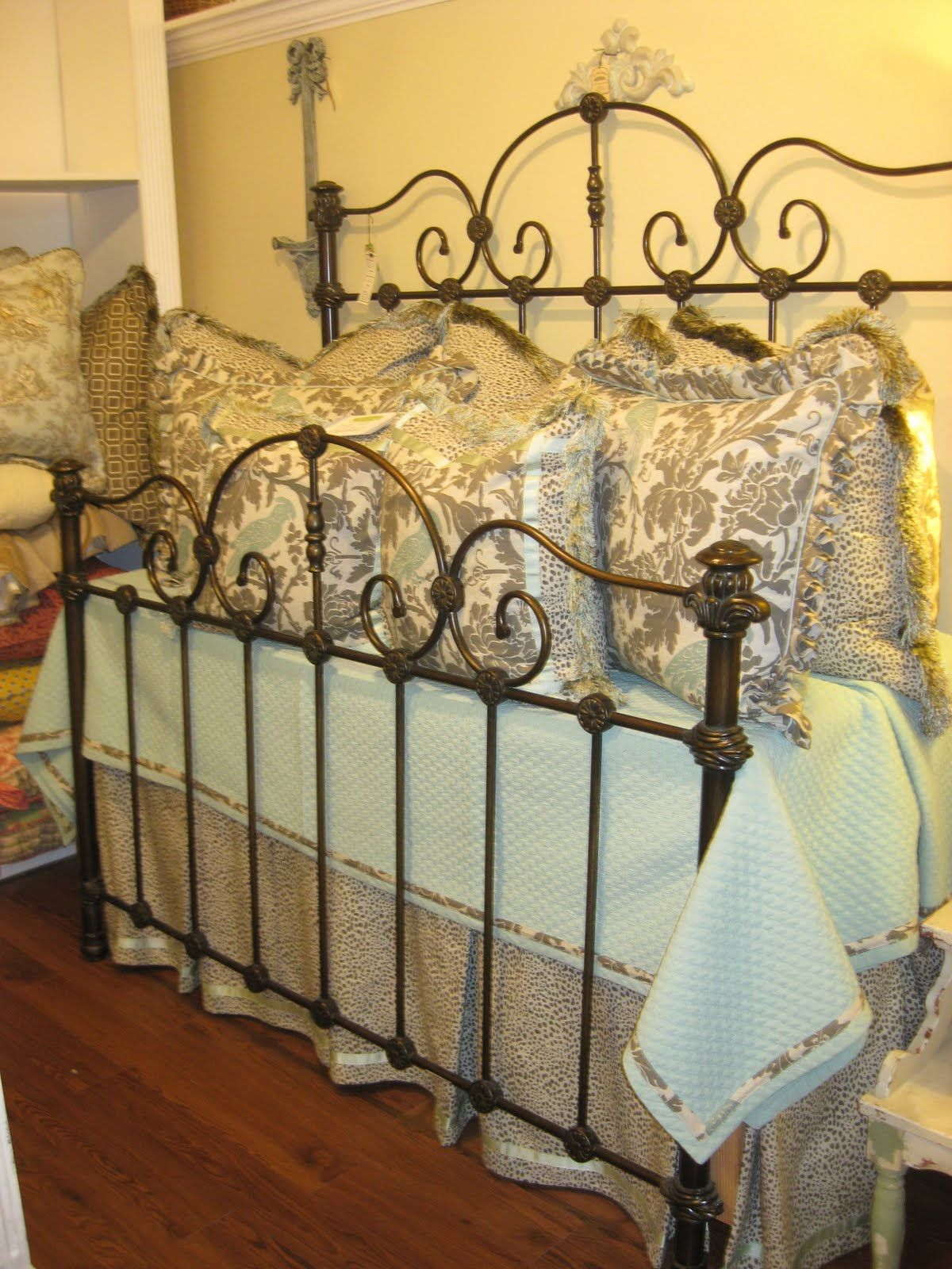 Perfect For Short People Like Me Wrought Iron Beds Home
