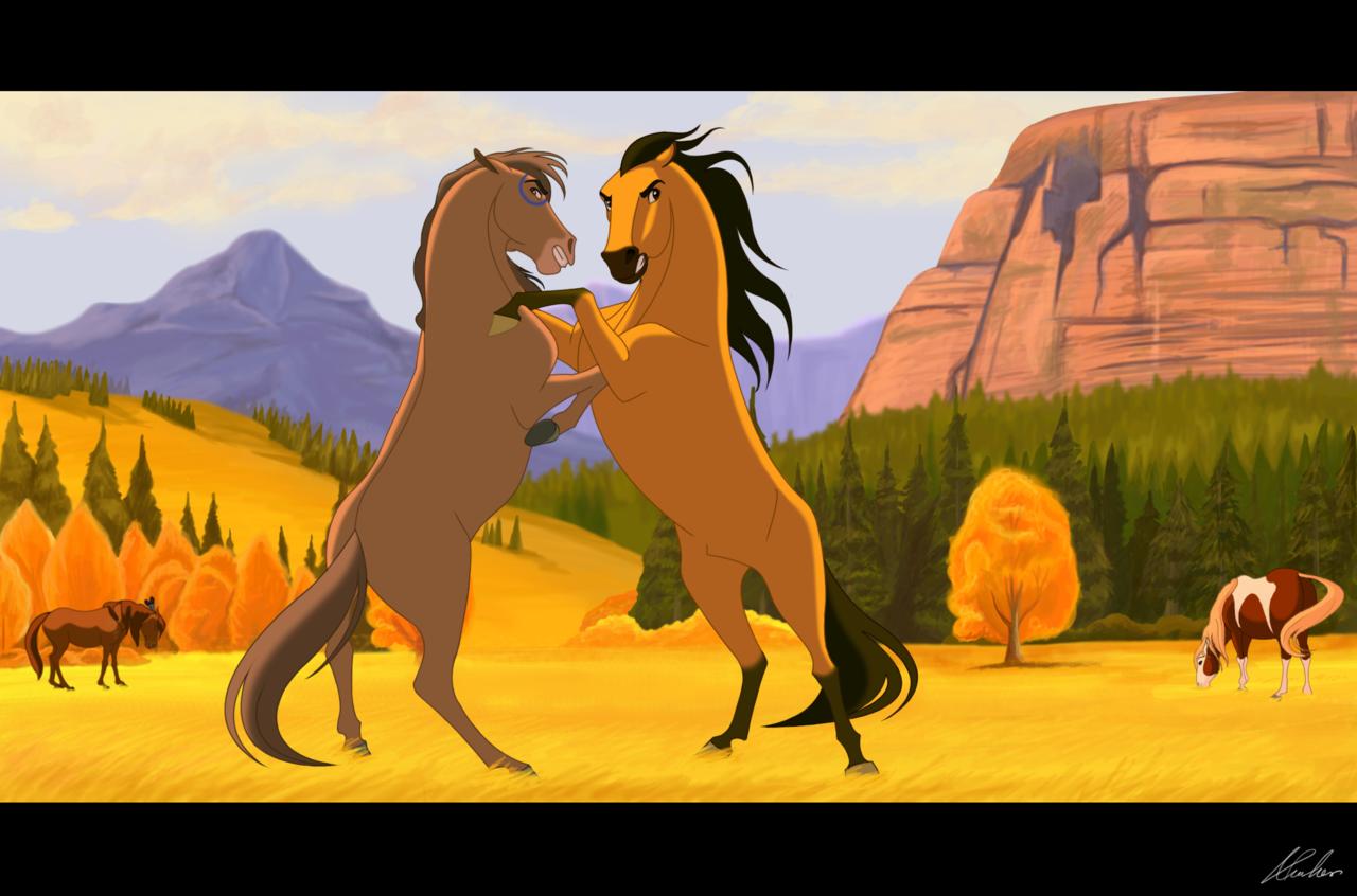 Stallions Spirit The Horse Horse Animation Spirit And Rain