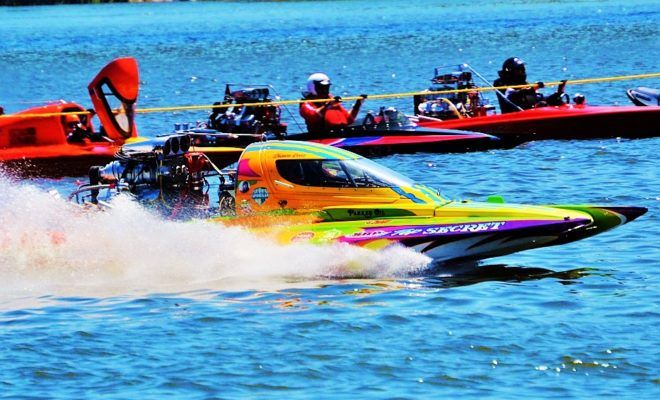 Marble Falls To Host Annual Lakefest Drag Boat Race On August 12 14 Drag Boat Racing Boat Autumn Lake