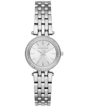 Michael Kors Women's Petite Darci Stainless Steel Bracelet Watch 26mm MK3294