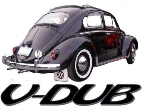 58 Volkswagon Beetle