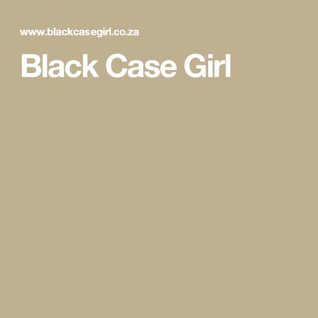 Black Case Girl