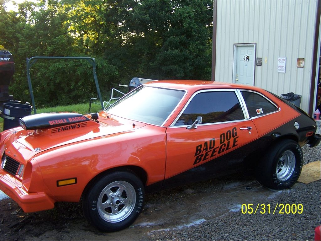 1978 Ford Pinto \