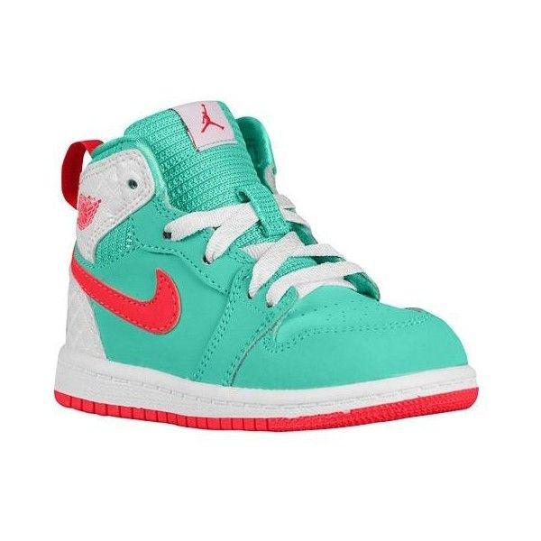 Jordan Aj 1 High Girls Toddler Hype Shoes Toddler Girl Kids Foot Locker
